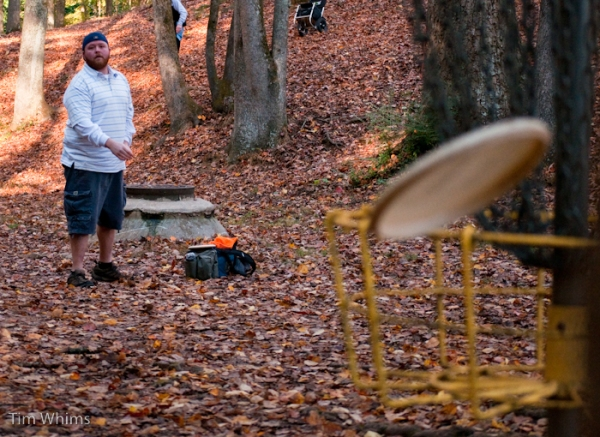 Disc Golf Classic 2010, Timmons Park, Greenville, SC